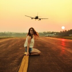 """2014 March – Eligible Magazine Feature – """"Self-Care And Plane Crashes"""""""